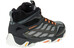 Merrell Moab FST Mid Gore-Tex Shoes Men Black